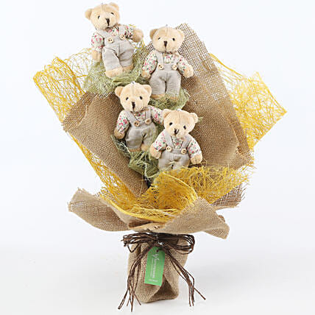 Soft Toy Bouquet Online