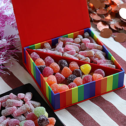 Sweet Wishes Candy Box- 200 gms