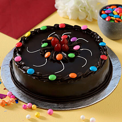 Gems Cakes Online:Order Eggless Cake For Birthday