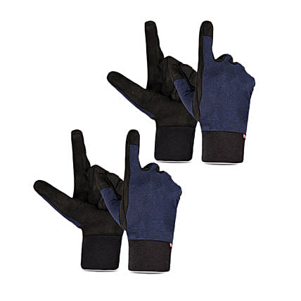solid protective men n women gloves:Fashion Accessories