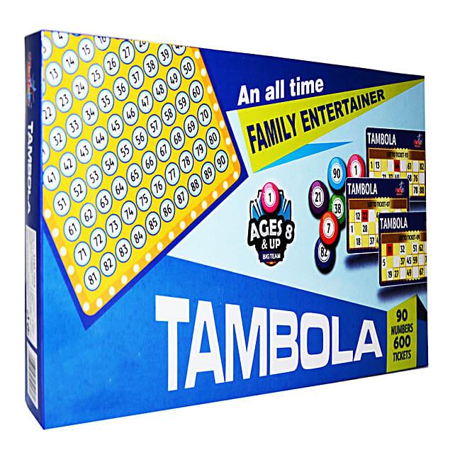 Tambola Board Game Online