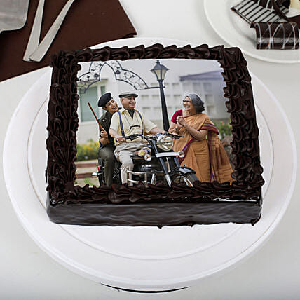 Photo Cakes for Dad