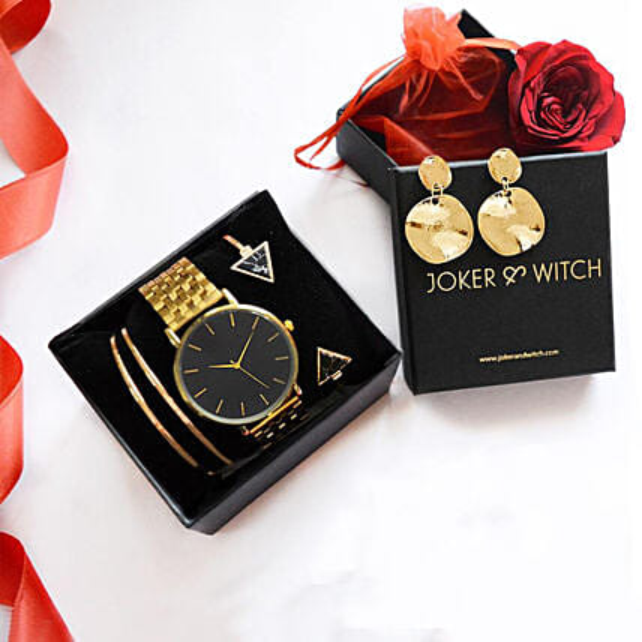 Online Jewellary Gift Combo