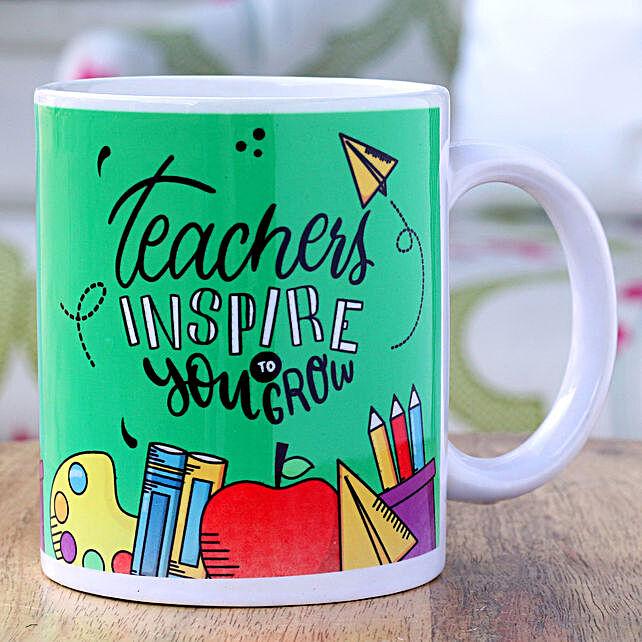 happy teachers day mug online