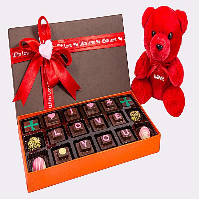 Love chocolate combo