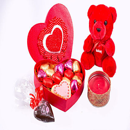 Herat Chocolates & Soft toy online