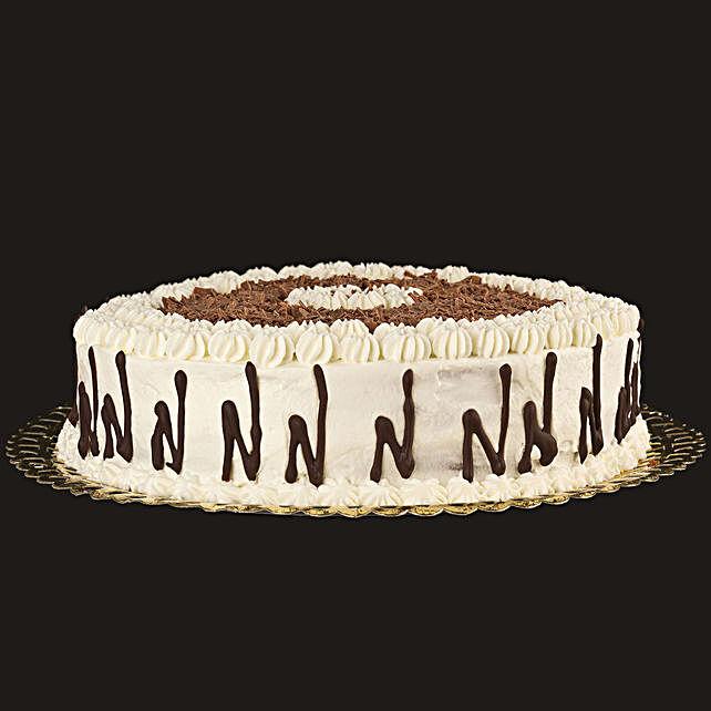 online chocolate cream cake