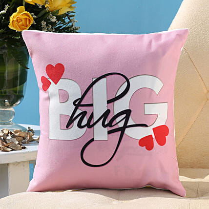 online the big hug cushion