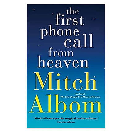online The First Phone Call From Heaven book