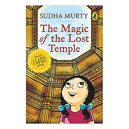 Sudha Murty's The Magic of Lost Temple