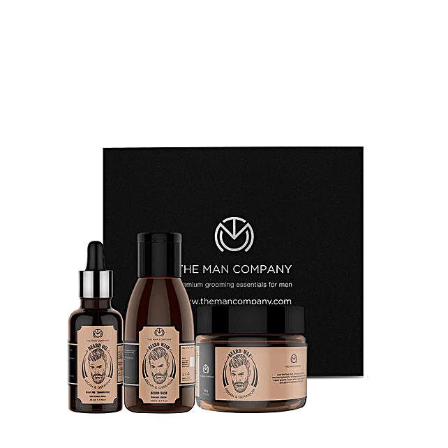 The Man Company Beard Nourishment Kit