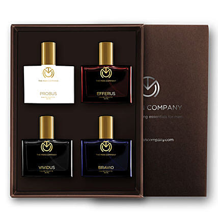 The Man Company Imperial Perfume Combo:Buy Perfume
