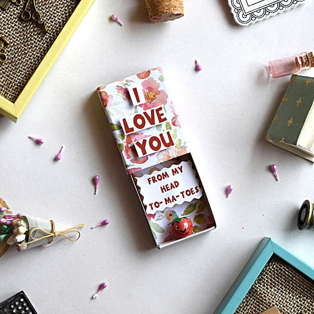 online stylish fridge magnet matchbox