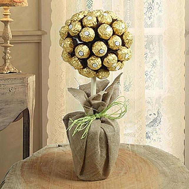 Ferrero Rocher Chocolate Gift