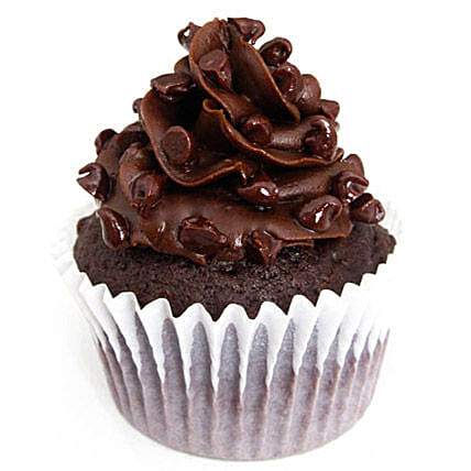 Tripple Chocolate Cupcake 6