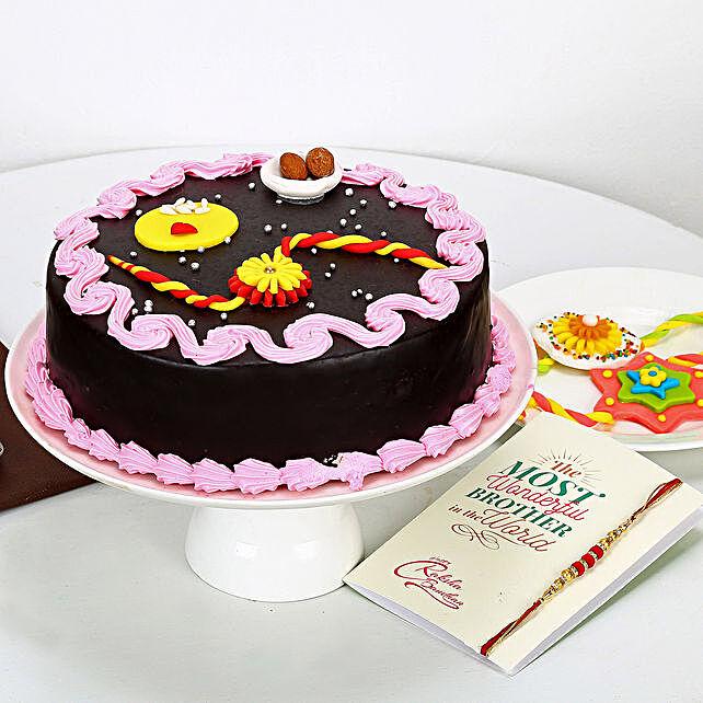 Rakhi Cakes