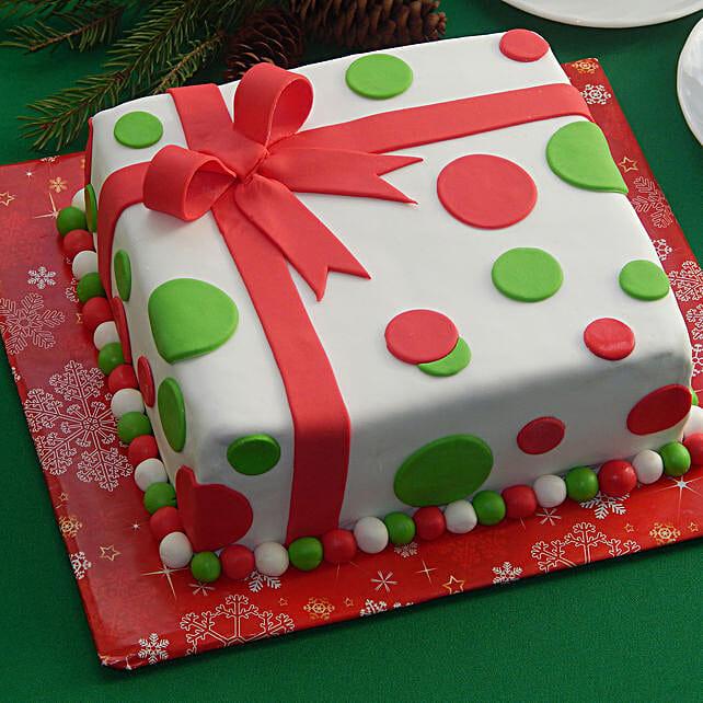Truffle Gift Designer Cake