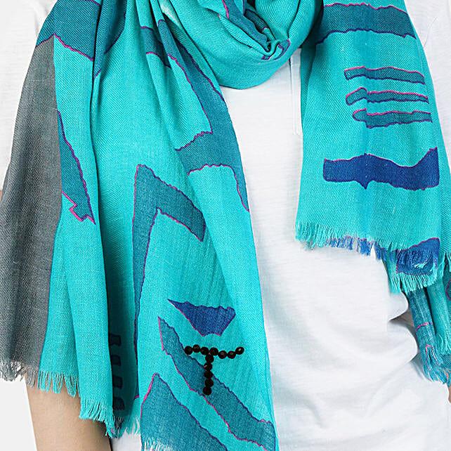 Online Customised Silk Scarf