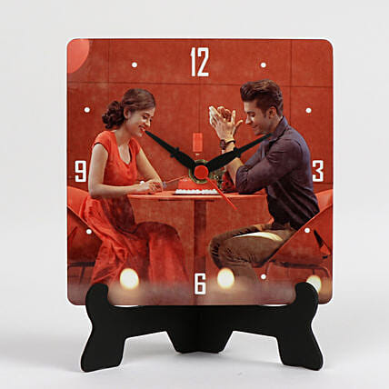 Custom Table Top Clock:Clocks