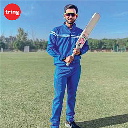 Unmukt Chand Personalised Recorded Video Message:Video Messages from Sportsperson