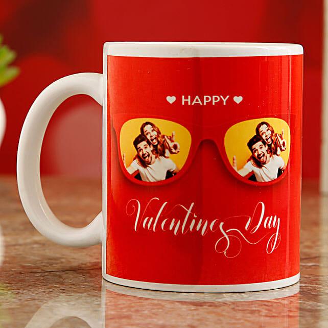 online valentines theme mug