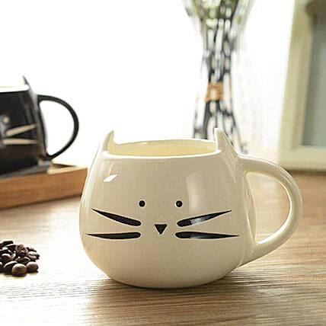Adorable Cat Mug