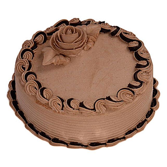 Butter Cream Chocolate Cake 1kg Eggless
