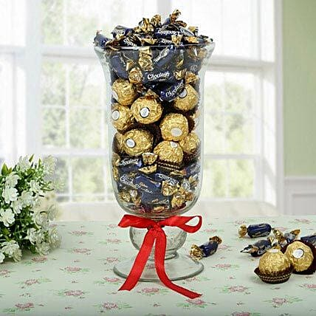 Chocolairs Wishes