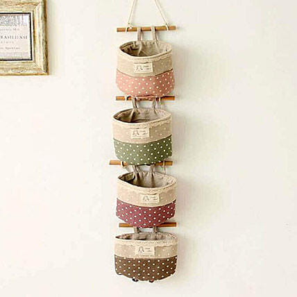 Cosmetic Organizer Set Of 4