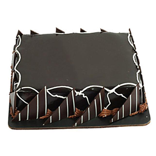 Delicious Dark Chocolate Cake half kg