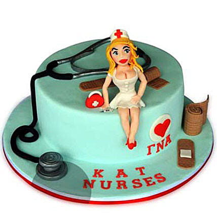 Delicious Doctor Cake 3kg Eggless Vanilla