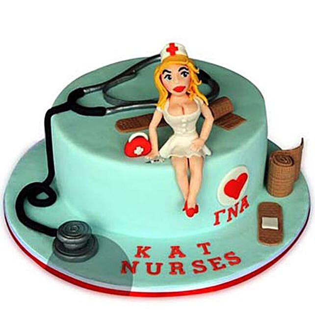 Delicious Doctor Cake 4kg Butterscotch