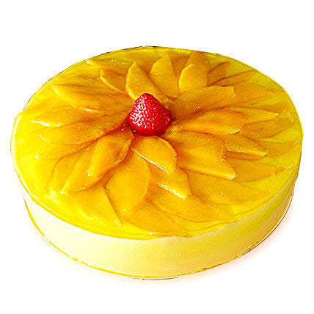 Exotic Mango Cake Half kg