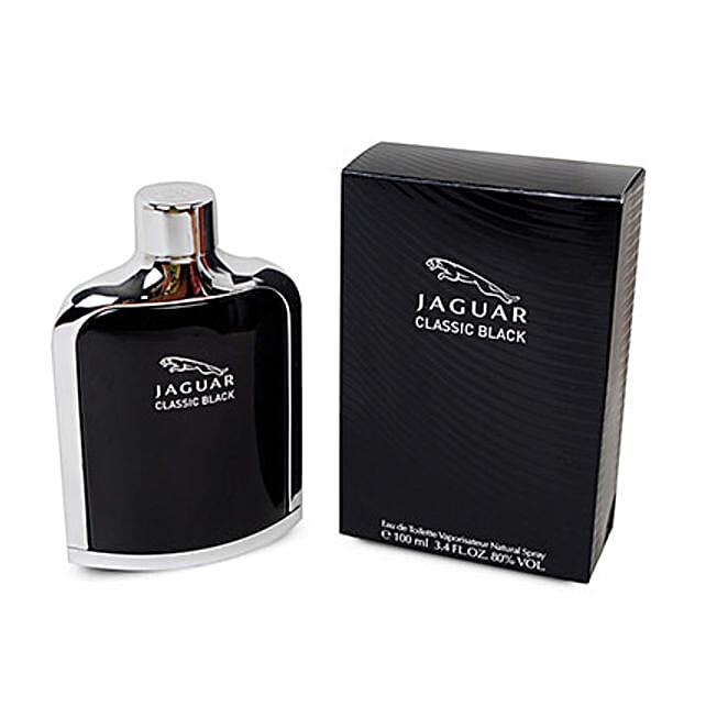 Jaguar Classic Black For Men