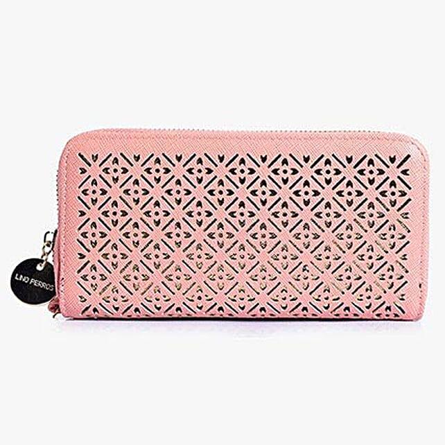 Lino Perros Pink Wallet