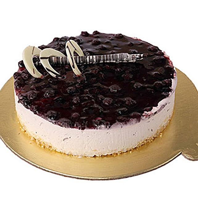 Magical Blueberry Cheesecake Half KG