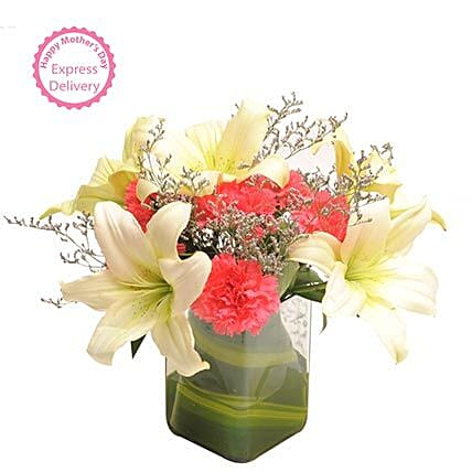 Mothers Day Spl Contemporary Elegance by FNP