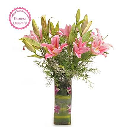 Mothers Day Spl Oriental Bliss by FNP