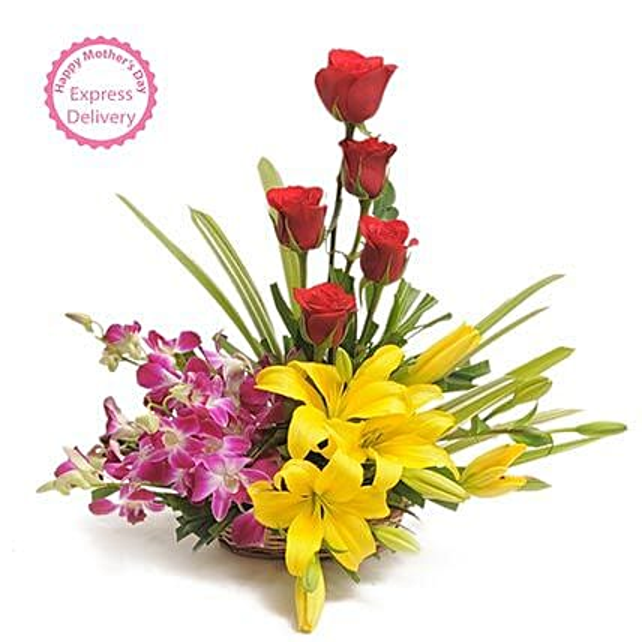 Mothers Day Spl Sweet Splendor by FNP