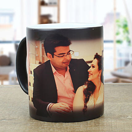 Personalized Magic Mug:Gift Ideas for Husband