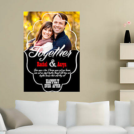 Personalized Photo Poster