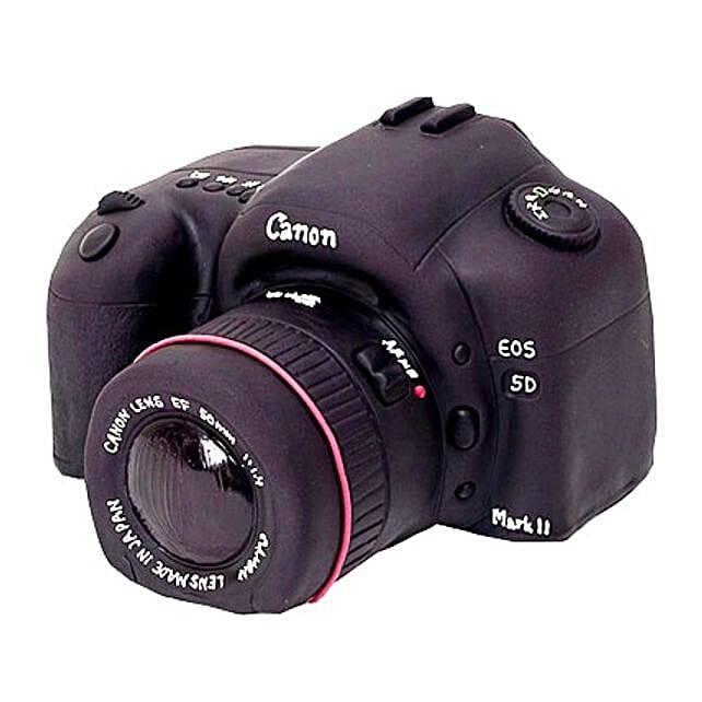 Photo Camera Cake 2kg