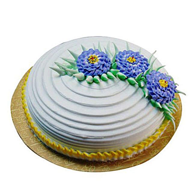 Pineapple Swirl Cake Half kg