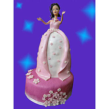 Princess Cake 2kg Butterscotch