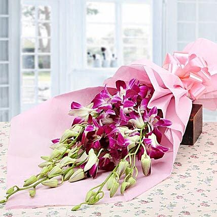 Robust Style 6 orchids
