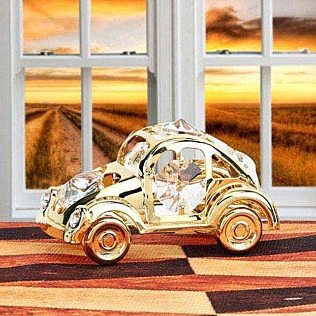 Swarovski beetle car