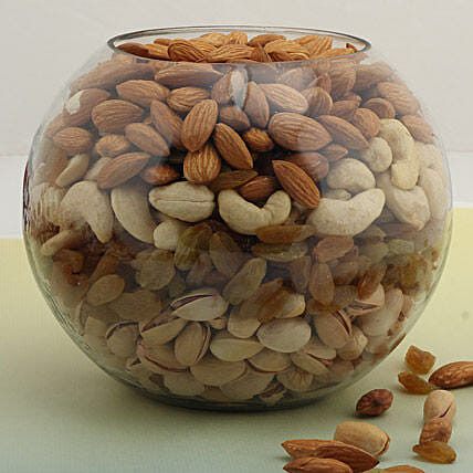 Dry fruits:Buy Gourmet Gifts  in India