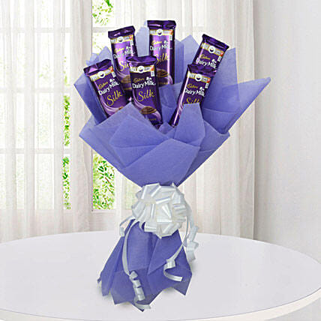 Dairy Milk Chocolate Bouquet chocolates