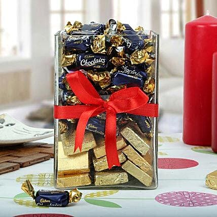 Handmade Chocolates and Candy as Gift:Candies