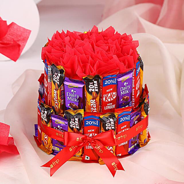Chocolates Hamper chocolates